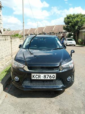 Mitsubishi RVR 2011 2.0 Black | Cars for sale in Mombasa, Mombasa CBD