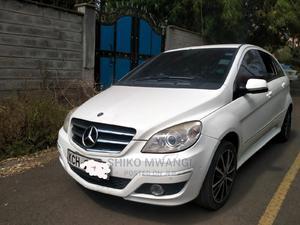 Mercedes-Benz B-Class 2009 White | Cars for sale in Nairobi, Kilimani