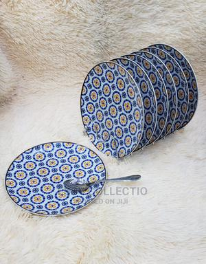 6pieces Set Ceramic Plates   Kitchen & Dining for sale in Nairobi, Nairobi Central