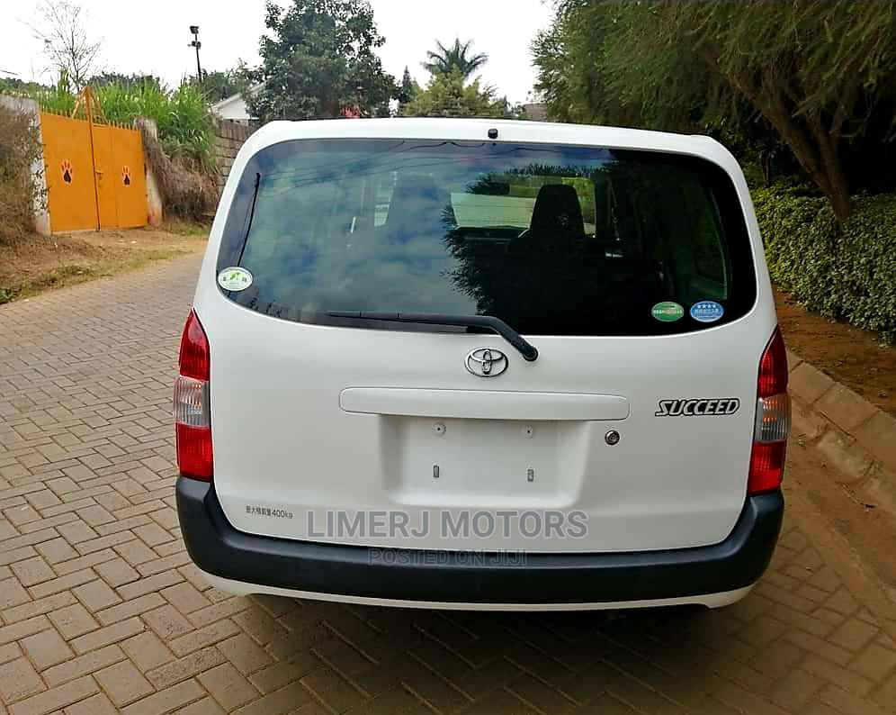 Toyota Succeed 2015 White | Cars for sale in Ridgeways, Nairobi, Kenya