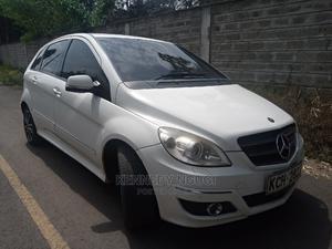 Mercedes-Benz B-Class 2009 White | Cars for sale in Nairobi, Lavington