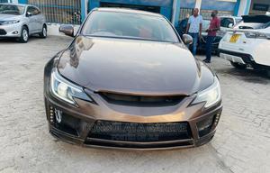 Toyota Mark X 2014 2.5 AWD Gray | Cars for sale in Mombasa, Mombasa CBD