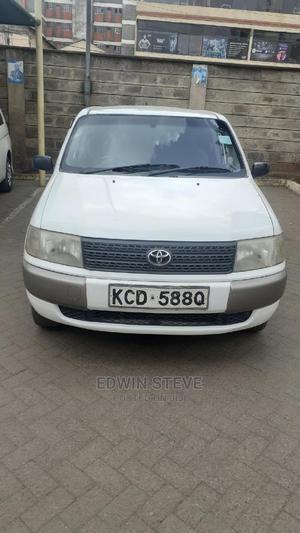Toyota Probox 2008 White | Cars for sale in Nairobi, Pangani