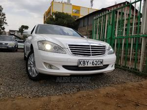 Mercedes-Benz S-Class 2006 S 350 (W221) White | Cars for sale in Nairobi, Langata