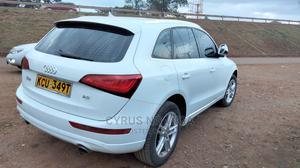 Audi Q5 2012 2.0 TDI Automatic White   Cars for sale in Nairobi, Ridgeways