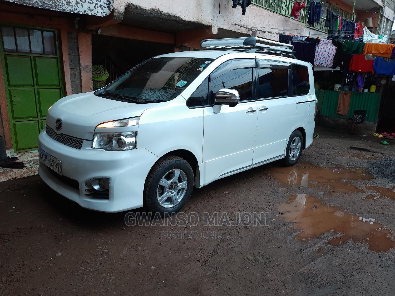 Toyota Voxy 2012 White | Cars for sale in Dagoretti, Nairobi, Kenya