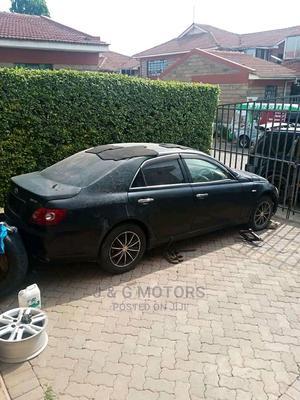 Toyota Mark X 2005 Black   Cars for sale in Nairobi, Nairobi Central