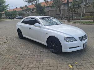 Toyota Mark X 2006 White | Cars for sale in Nairobi, Nairobi West