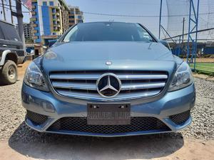 Mercedes-Benz B-Class 2014 Blue   Cars for sale in Nairobi, Kilimani