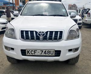 Toyota Land Cruiser Prado 2003 White | Cars for sale in Nairobi, Nairobi Central