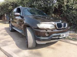 BMW X5 2003 Brown | Cars for sale in Nairobi, Kilimani