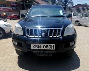 Toyota Land Cruiser Prado 2003 Black | Cars for sale in Nairobi, Nairobi Central