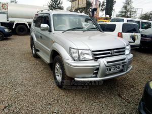 Toyota Land Cruiser Prado 2000 3.0 TD Silver | Cars for sale in Kiambu, Thika