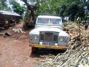 Land Rover Defender 1983 Gray   Cars for sale in Bungoma, Musikoma