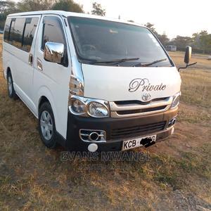 Toyota Hiace 2007 | Buses & Microbuses for sale in Nairobi, Kilimani