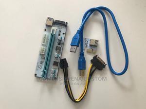 PCIE Gpu Graphic Card Riser Card for Bitcoin Mining USB 3.0 | Computer Hardware for sale in Nairobi, Nairobi Central