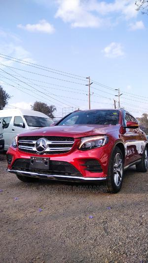 Mercedes-Benz GLC-Class 2016 Red | Cars for sale in Nairobi, Kilimani