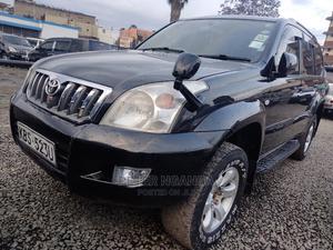 Toyota Land Cruiser Prado 2005 Black | Cars for sale in Nairobi, Nairobi Central