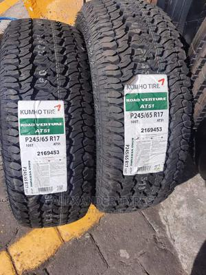 245/65 R17 Kumho Tyre Made in Korea Allterrain | Vehicle Parts & Accessories for sale in Nairobi, Nairobi Central