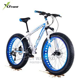 Fat Bike Tire Mountain Bike Size 26 Bicycle Full Suspension | Sports Equipment for sale in Nairobi, Nairobi Central