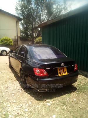 Toyota Mark X 2006 Black | Cars for sale in Nairobi, Kilimani