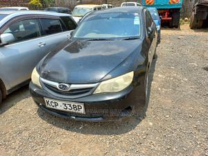 Subaru Impreza 2012 Black | Cars for sale in Nairobi, Kahawa West