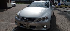 Toyota Mark X 2010 2.5 RWD Silver | Cars for sale in Nairobi, Karen