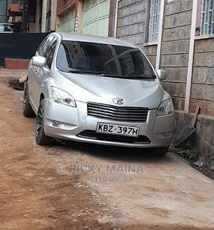 Toyota Mark X Zio 2008 2.4 AWD (7 Seater) Silver | Cars for sale in Nairobi, Nairobi Central