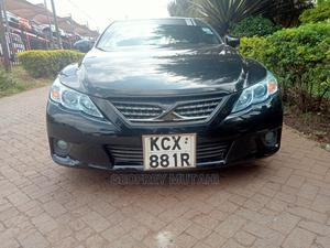 Toyota Mark X Zio 2012 Black | Cars for sale in Nairobi, Ridgeways