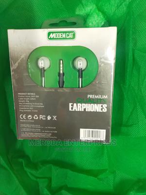 Modemcat Original Earphones   Headphones for sale in Nairobi, Nairobi Central