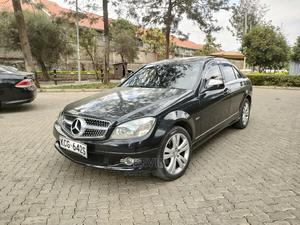 Mercedes-Benz C200 2008 Black | Cars for sale in Nairobi, Karen