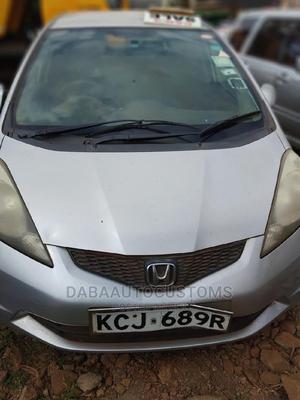 Honda Fit 2008 Automatic Silver   Cars for sale in Kiambu, Thika