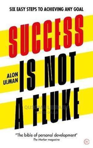 Success Is Not a Fluke -Alon Ulman | Books & Games for sale in Kajiado, Kitengela