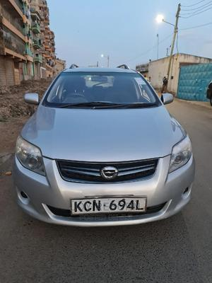 Toyota Fielder 2010 Silver | Cars for sale in Nairobi, Donholm