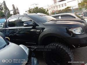 Ford Ranger 2016 Black | Cars for sale in Mombasa, Mombasa CBD