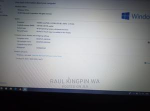 Laptop HP EliteBook 840 G3 8GB Intel HDD 320GB   Laptops & Computers for sale in Nairobi, Nairobi Central