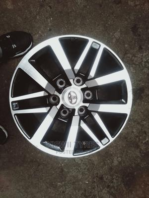 Original Hilux Sports Rims Size 16set   Vehicle Parts & Accessories for sale in Nairobi, Nairobi Central
