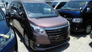 Toyota Noah 2015 2.0 AWD (7 Seater) Brown   Cars for sale in Mombasa, Mombasa CBD