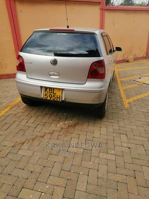 Volkswagen Polo 2003 Silver   Cars for sale in Nairobi, Ngara
