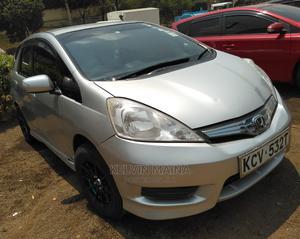 Honda Fit Shuttle 2011 1.5 2WD Silver   Cars for sale in Nairobi, Nairobi Central