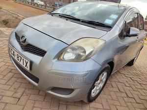Toyota Vitz 2007 1.0 FWD 5dr Gray   Cars for sale in Nairobi, Nairobi Central