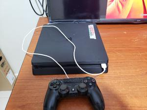 Used Slim Playstation 4 500GB With Free Games | Video Game Consoles for sale in Nairobi, Kahawa