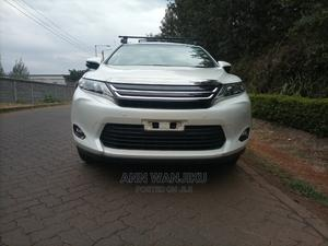 Toyota Harrier 2014 Pearl   Cars for sale in Nairobi, Ridgeways