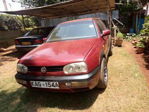 Volkswagen Golf 1992 Red | Cars for sale in Nairobi, Westlands