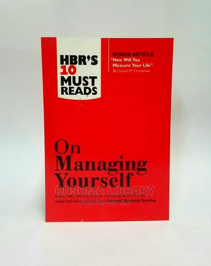 Hbr's 10 Must Reads on Managing Yourself - HBR | Books & Games for sale in Kajiado, Kitengela
