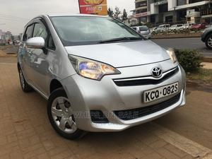 Toyota Ractis 2011 1.3 FWD Silver   Cars for sale in Nairobi, Kilimani