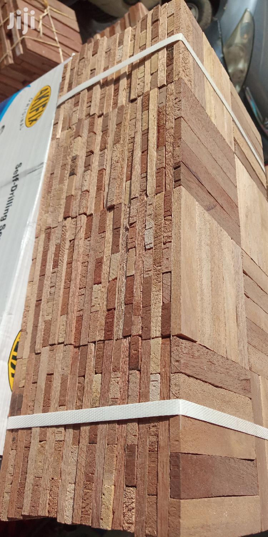 Wooden Floor Materials