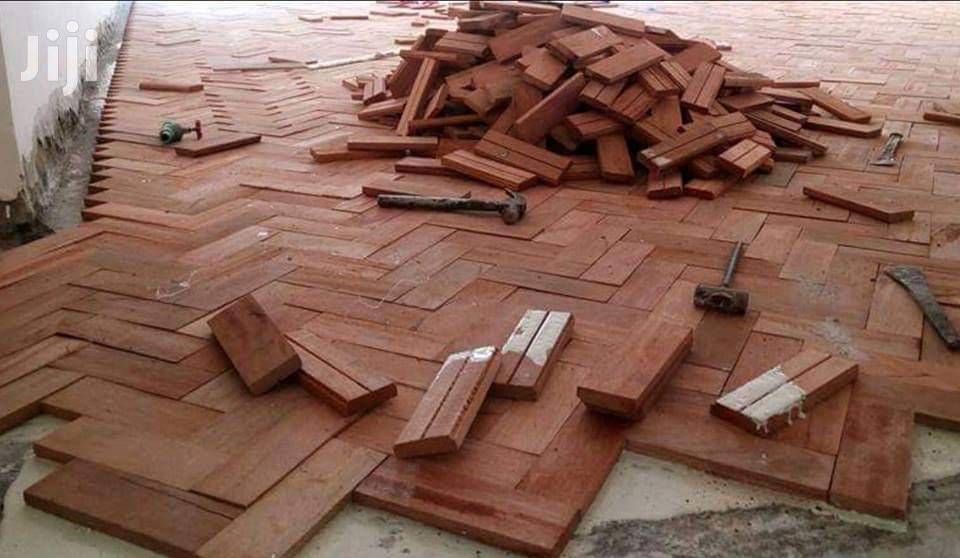 Wooden Floor Materials | Building Materials for sale in Pumwani, Nairobi, Kenya