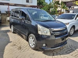 Toyota Noah 2010 2.0 143hp AWD (8 Seater) Black | Cars for sale in Mombasa, Nyali