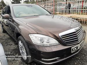 Mercedes-Benz S-Class 2013 S 350 BlueTEC (W221) Brown   Cars for sale in Nairobi, Nairobi Central